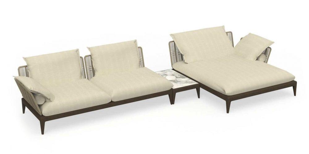 Talenti Cruise modular sofa